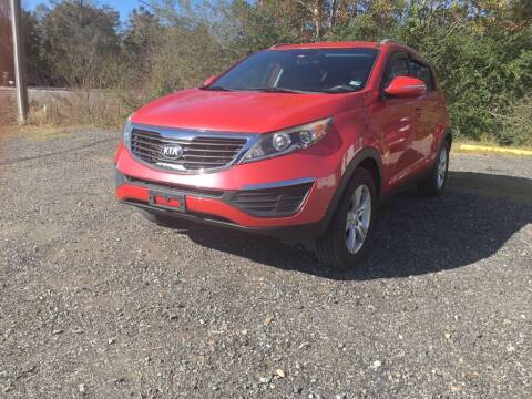 2013 Kia Sportage for sale at Complete Auto Credit in Moyock NC