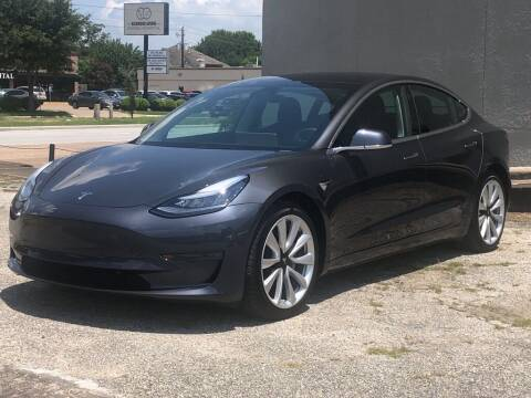 2019 Tesla Model 3 for sale at Strait Motor Cars Inc in Houston TX