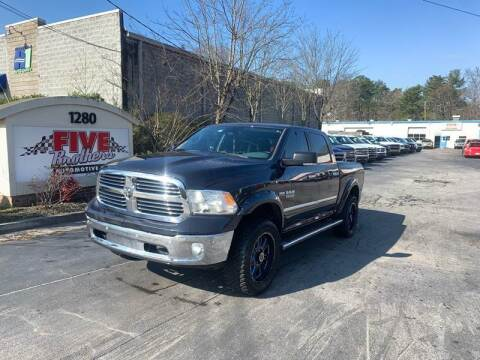 2014 RAM Ram Pickup 1500 for sale at Five Brothers Auto Sales in Roswell GA