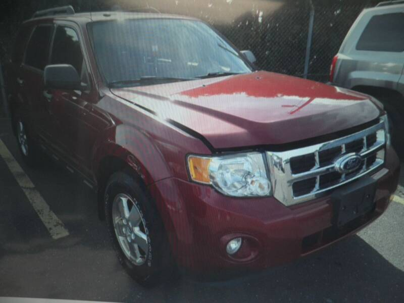 2011 Ford Escape for sale at CRYSTAL MOTORS SALES in Rome NY