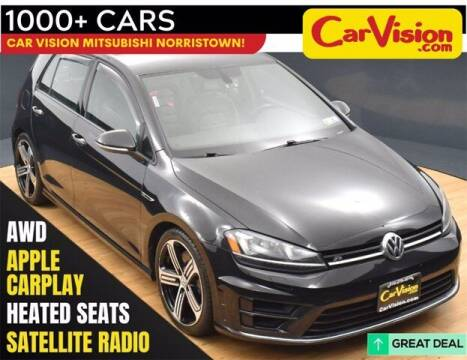 2016 Volkswagen Golf R for sale at Car Vision Buying Center in Norristown PA