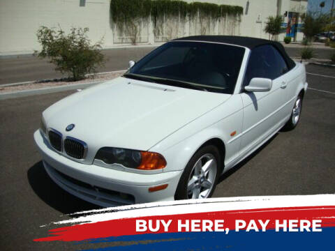 2003 BMW 3 Series for sale at FREDRIK'S AUTO in Mesa AZ