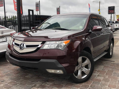 2007 Acura MDX for sale at Unique Motors of Tampa in Tampa FL