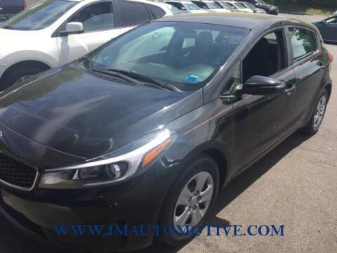 2017 Kia Forte5 for sale at J & M Automotive in Naugatuck CT
