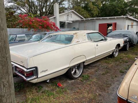 1972 Mercury Marquis Brougham for sale at OVE Car Trader Corp in Tampa FL