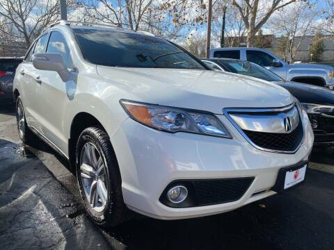 2015 Acura RDX for sale at Mag Motor Company in Walnut Creek CA