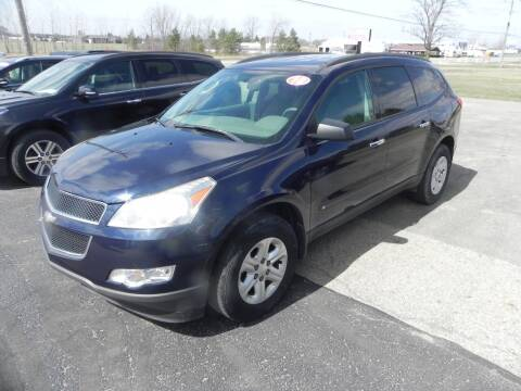 2010 Chevrolet Traverse for sale at Thompson Car Company in Bad Axe MI