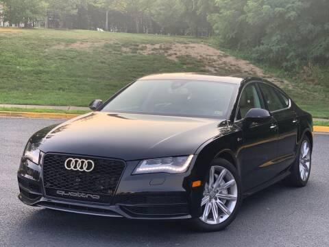 2015 Audi A7 for sale at Diamond Automobile Exchange in Woodbridge VA