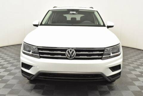 2021 Volkswagen Tiguan for sale at Southern Auto Solutions-Jim Ellis Volkswagen Atlan in Marietta GA