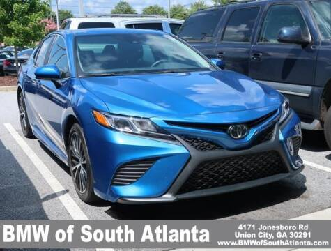 2020 Toyota Camry for sale at Carol Benner @ BMW of South Atlanta in Union City GA