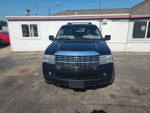 2010 Lincoln Navigator for sale at All State Auto Sales, INC in Kentwood MI