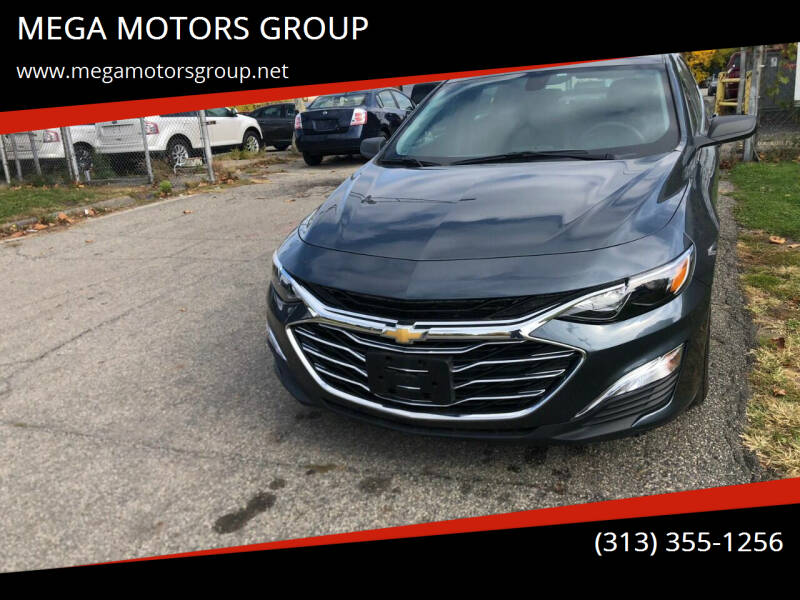2019 Chevrolet Malibu for sale at MEGA MOTORS GROUP in Redford MI