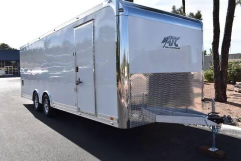 2021 ATC Quest 24 ft Alum Enclosed for sale at Choice Auto & Truck Sales in Payson AZ