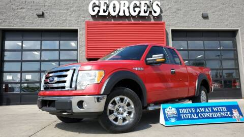 2009 Ford F-150 for sale at George's Used Cars - Pennsylvania & Allen in Brownstown MI