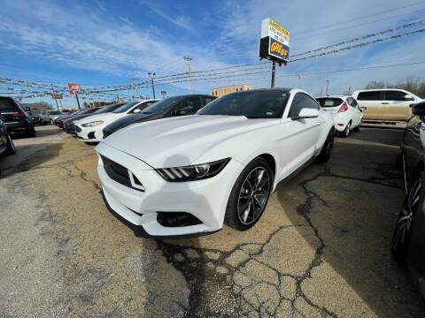 2016 Ford Mustang for sale at Greg's Auto Sales in Poplar Bluff MO