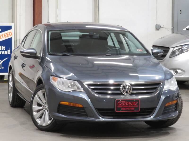 2012 Volkswagen CC for sale at CarPlex in Manassas VA