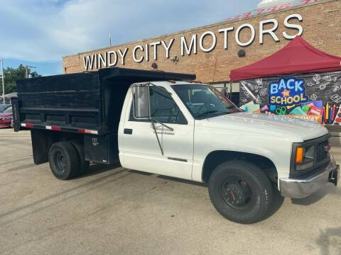 1994 GMC Sierra 3500 for sale at Windy City Motors in Chicago IL
