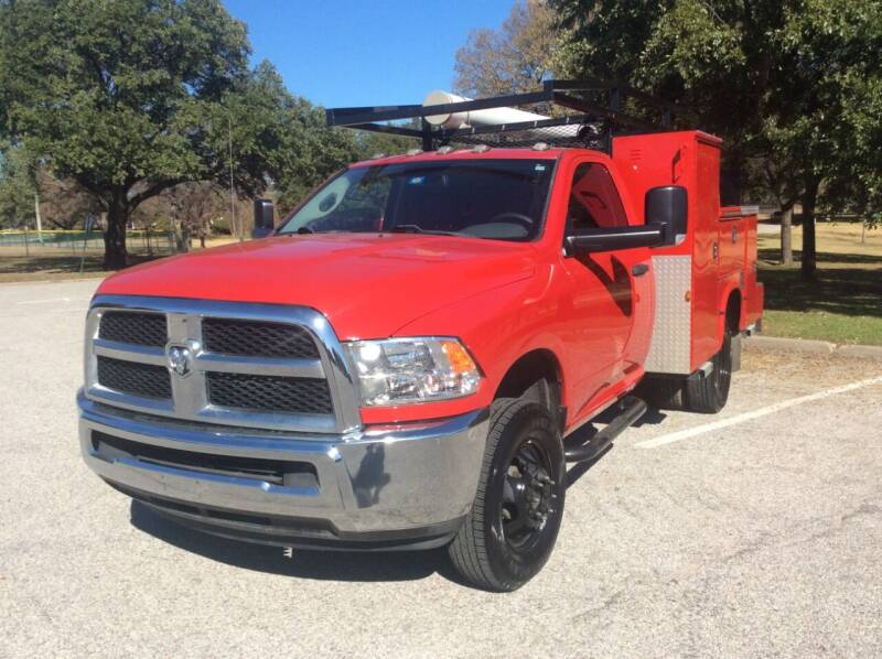 2017 RAM Ram Chassis 3500 for sale in Dallas, TX
