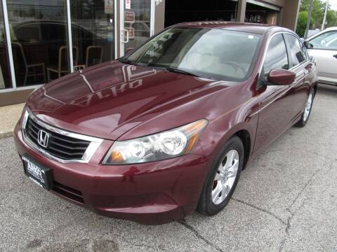 2009 Honda Accord for sale at Arko Auto Sales in Eastlake OH