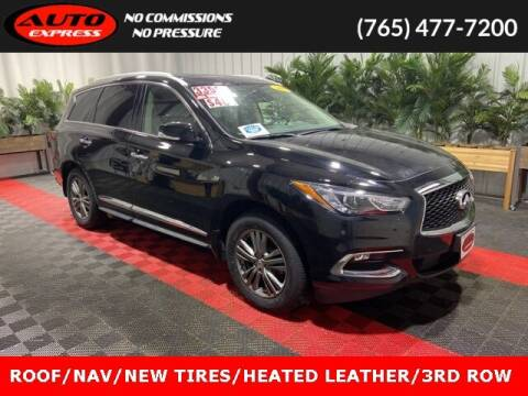 2019 Infiniti QX60 for sale at Auto Express in Lafayette IN