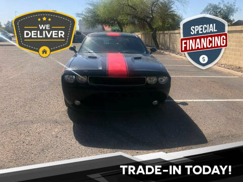 2013 Dodge Challenger for sale at UR APPROVED AUTO SALES LLC in Tempe AZ