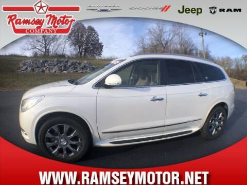 2017 Buick Enclave for sale at RAMSEY MOTOR CO in Harrison AR