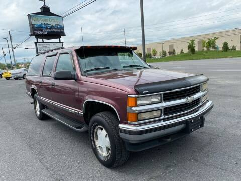 1997 Chevrolet Suburban for sale at A & D Auto Group LLC in Carlisle PA