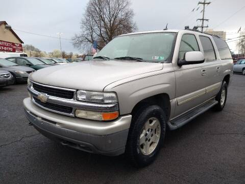 2005 Chevrolet Suburban for sale at P J McCafferty Inc in Langhorne PA