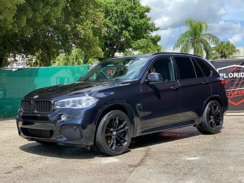 2014 BMW X5 for sale at Florida Automobile Outlet in Miami FL