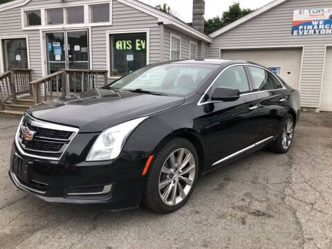 2017 Cadillac XTS Pro for sale at Top Line Import of Methuen in Methuen MA