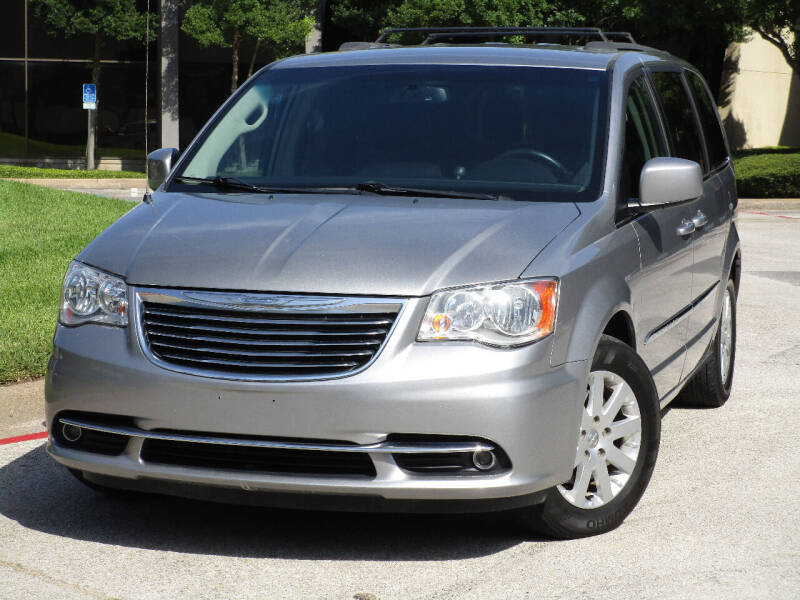 2016 Chrysler Town and Country for sale at Ritz Auto Group in Dallas TX