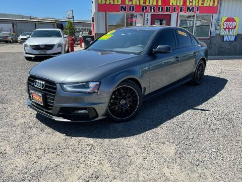2016 Audi A4 for sale at Yaktown Motors in Union Gap WA