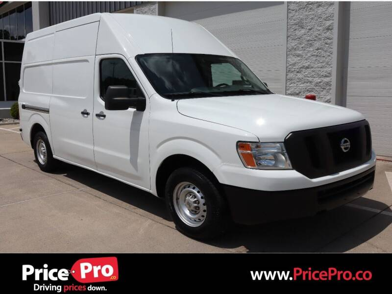 2014 Nissan NV Cargo for sale in Maumee, OH