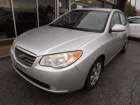 2008 Hyundai Elantra for sale at Arko Auto Sales in Eastlake OH