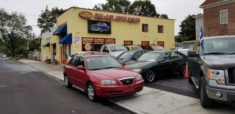 2005 Hyundai Elantra for sale at Bel Air Auto Sales in Milford CT