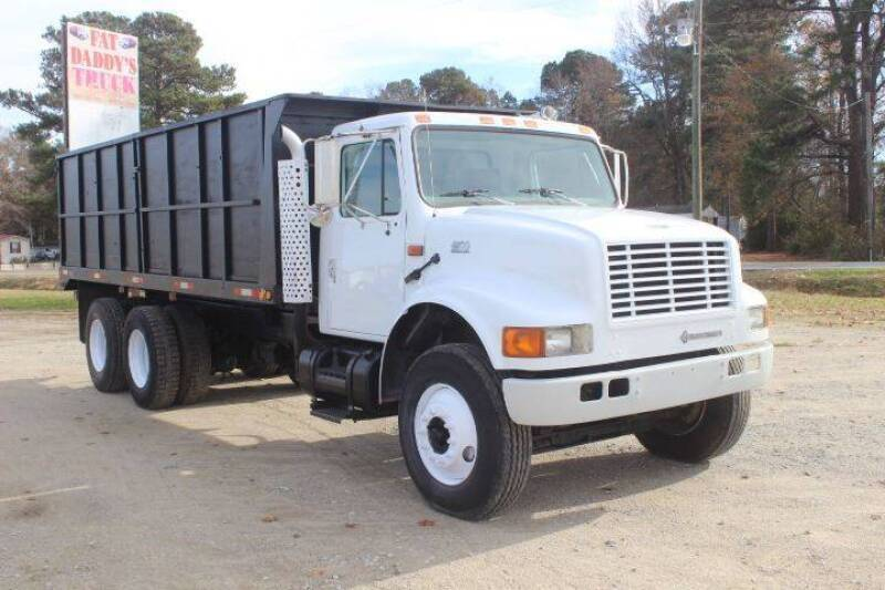 1996 International 4900 for sale at Vehicle Network - Fat Daddy's Truck Sales in Goldsboro NC