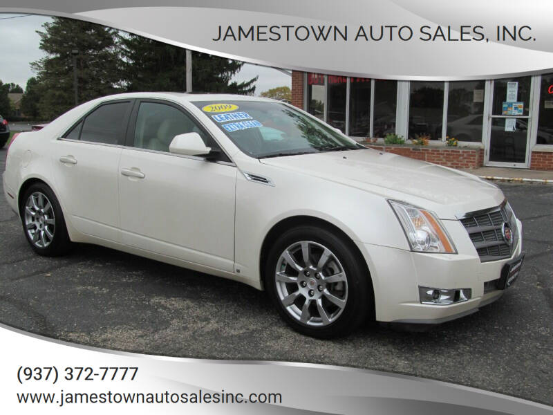 2009 Cadillac CTS for sale at Jamestown Auto Sales, Inc. in Xenia OH