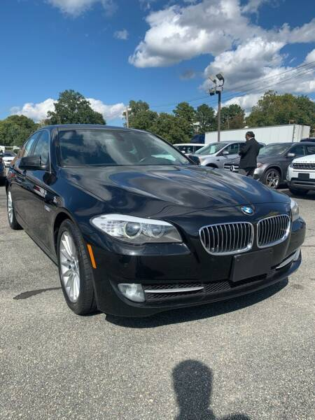 2011 BMW 5 Series for sale at City to City Auto Sales in Richmond VA