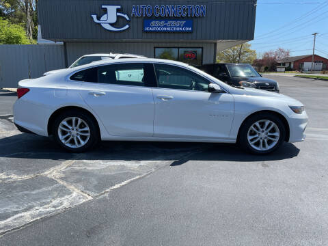 2017 Chevrolet Malibu for sale at JC AUTO CONNECTION LLC in Jefferson City MO