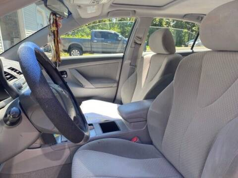 2007 Toyota Camry for sale at WCG Enterprises in Holliston MA