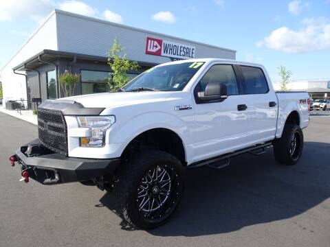 2017 Ford F-150 for sale at Wholesale Direct in Wilmington NC