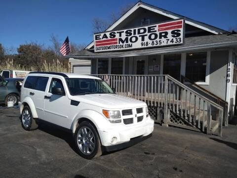 2011 Dodge Nitro for sale at EASTSIDE MOTORS in Tulsa OK