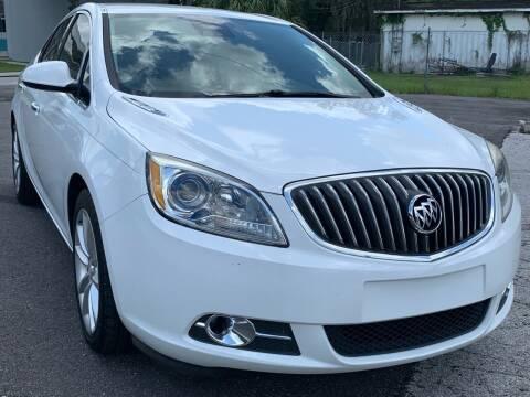 2014 Buick Verano for sale at Consumer Auto Credit in Tampa FL