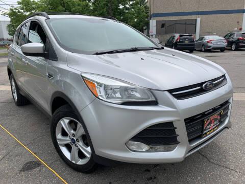 2016 Ford Escape for sale at JerseyMotorsInc.com in Teterboro NJ