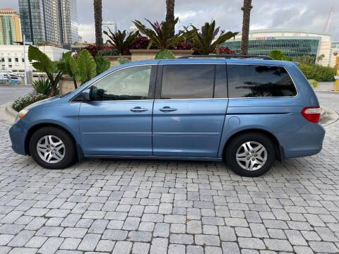 2006 Honda Odyssey for sale at CYBER CAR STORE in Tampa FL