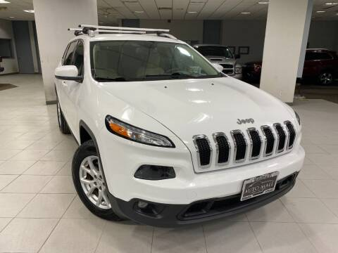 2015 Jeep Cherokee for sale at Auto Mall of Springfield in Springfield IL