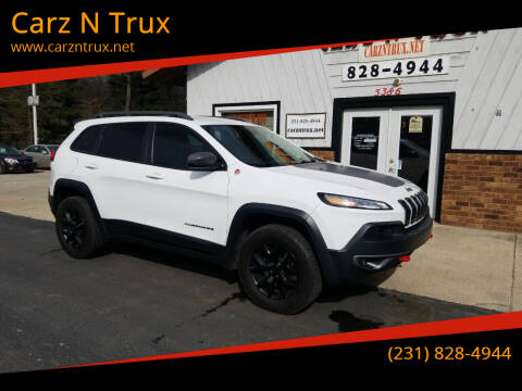 2015 Jeep Cherokee for sale at Carz N Trux in Twin Lake MI