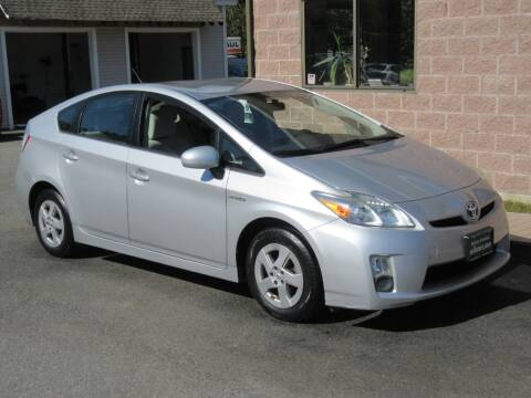 2010 Toyota Prius for sale at Advantage Automobile Investments, Inc in Littleton MA