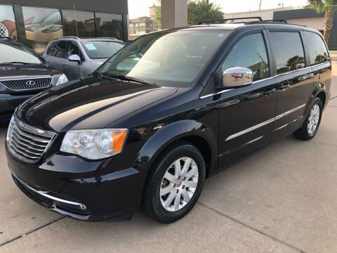 2011 Chrysler Town and Country for sale at Car Ex Auto Sales in Houston TX