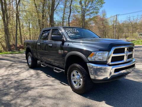 2014 RAM Ram Pickup 2500 for sale at Lou Rivers Used Cars in Palmer MA
